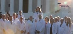 America's Frontline Doctors White Coat Summit II - SCOTUS Press Conference