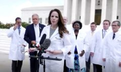 America's Frontline Doctors Press Conference